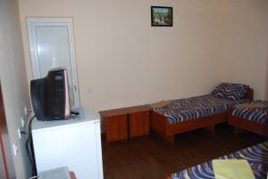 Трех спальный номер на Вилле Мадрид